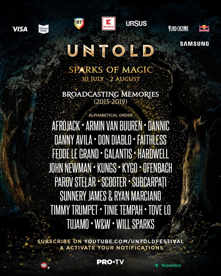 Sparks of Magic 2020