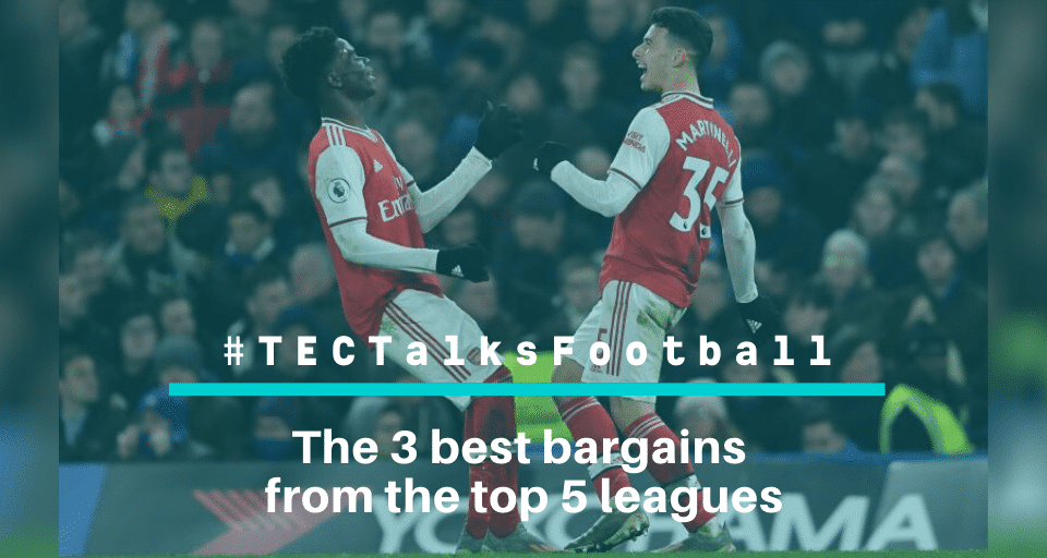 TECTalksFootball 3 bargains