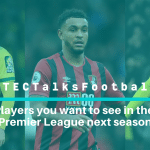 TECTalksFootball Premier League