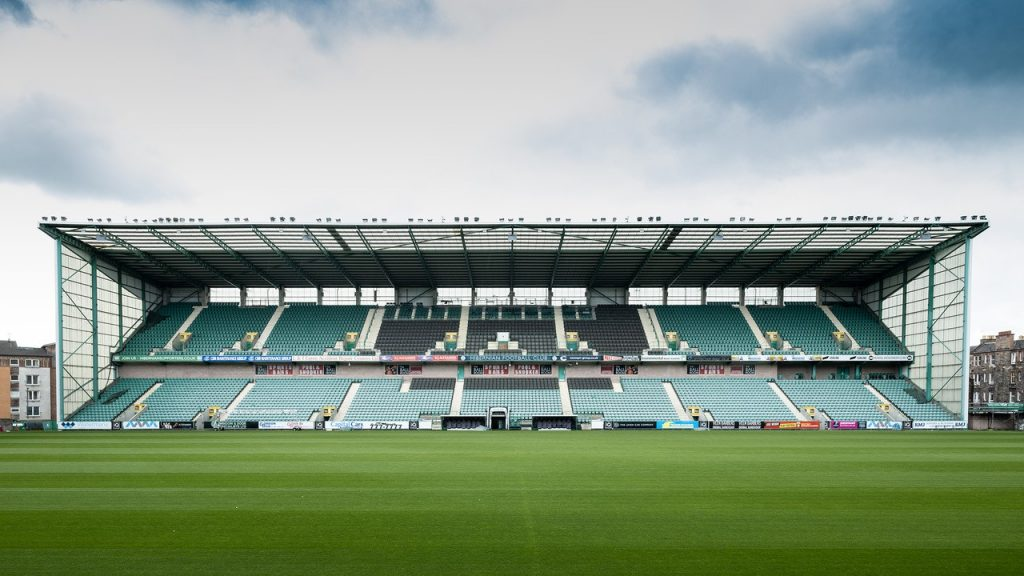 New partnership with Hibernian