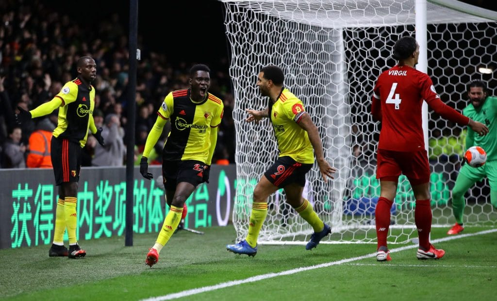 Is Sarr suited for Watford? Is he suited for Championship?