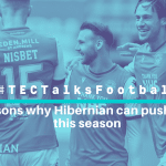 TECTalksFootball Hibernian to Europe
