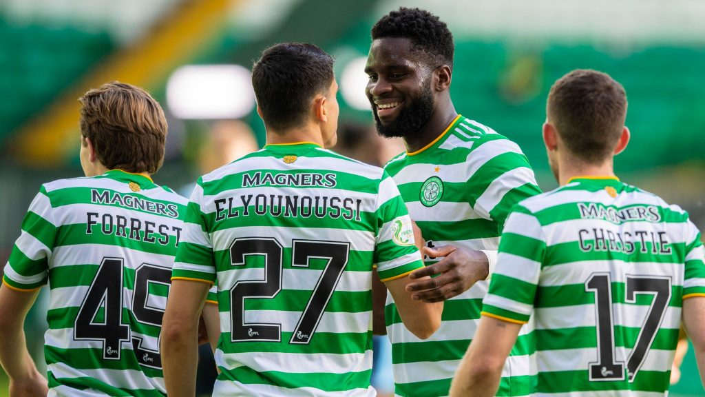Edouard got up and running for the season having top scored last time around