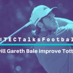 TECTalksFootball Gareth Bale