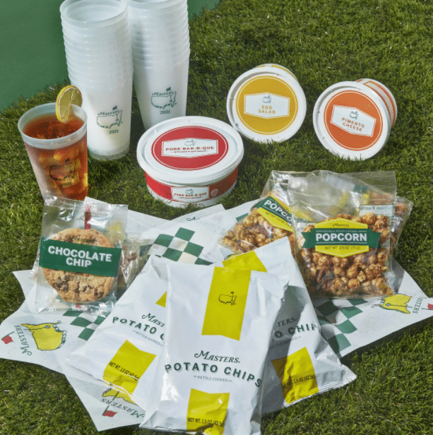 An image of the Taste of the Masters package